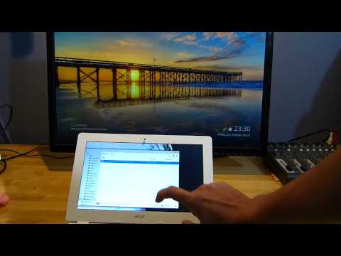 Streaming Google Drive video to Chromecast with a Chromebook
