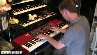 Nord Electro 3 HP - Demo New Bright Grand by Loris Tarantino Part 2