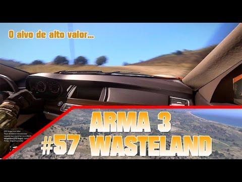 #Arma 3 Wasteland 57 - A patrulha de Altis