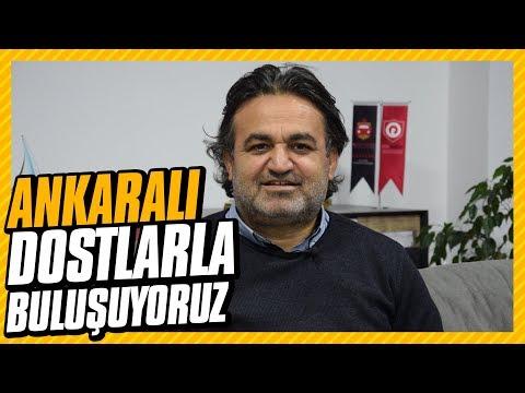 Mesut Abi Ankaralı dostlarıyla buluşuyor! (16 Kasım 2017 - Perşembe)
