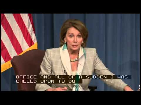 Equal Pay Day: Democratic Leader Nancy Pelosi Speaks at the Department of Labor