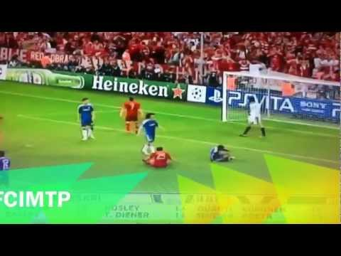 Bayern Monaco VS Chelsea highlights FINAL CHAMPIONS LEAGUE HD 720p
