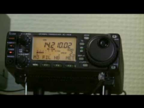 LA9BM/QRP in QSO with HS0ZHC on 14 Mhz SSB