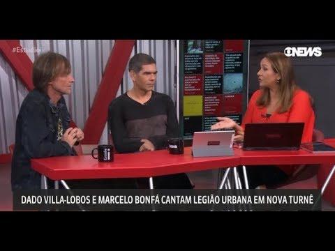 2018 Legião Urbana   Estúdio i - Globo News   DOIS&QPEE XXX Anos thumbnail