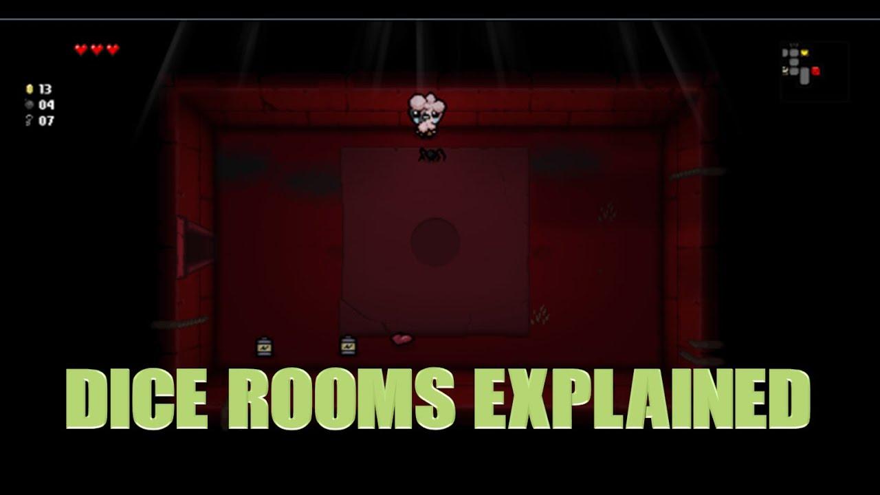 three dice room
