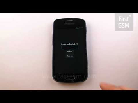 Unlock GT-S7560M - How To Unlock Samsung GT-S7560M