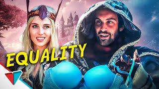 Equality - Epic NPC Man - VLDL (video game logic)