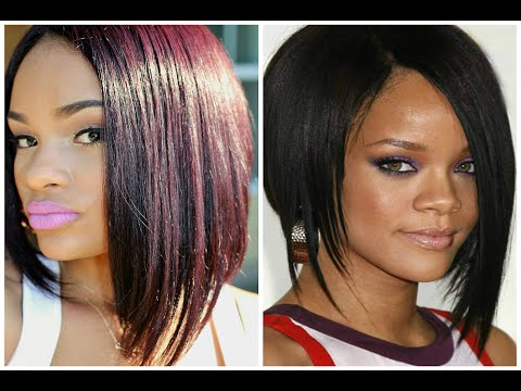 Rihanna Bob Brazilian Lace Wig - WowAfrican