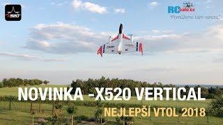 X520 VTOL letoun od RCsale.cz