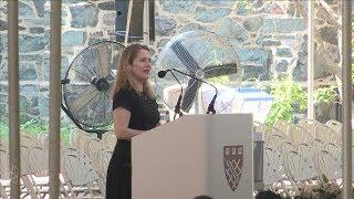 2018 Harvard GSD Class Day Address: Paola Antonelli