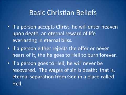a description of the christian belief in the sanctity of life based on the teachings of famous chris Jesus and christic sanctity we do not mean to imply that a christian or jew cannot attain sanctity through his life and teachings have been extensively.