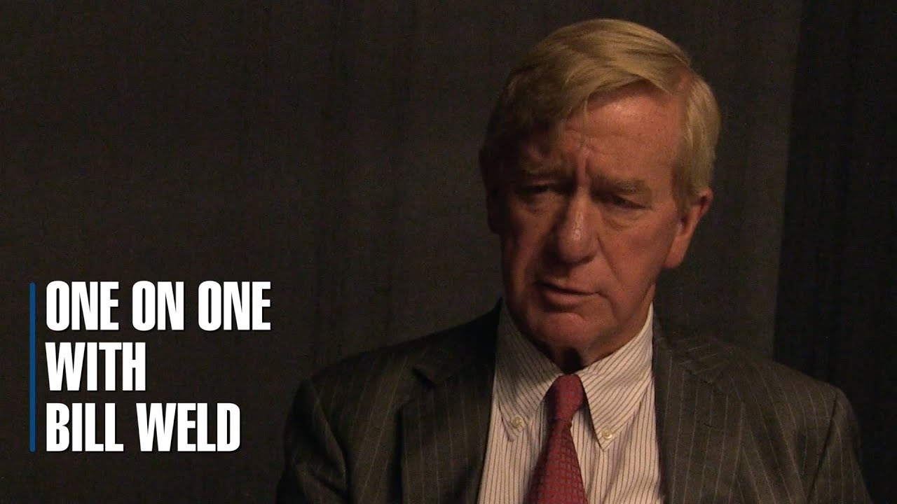 Bill Weld: President Trump would be scarier than President Hillary Clinton