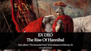 EX DEO - The Rise Of Hannibal (audio)