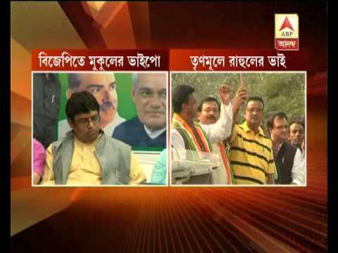 Rahul Sinha announces Mukul Roy's nephew Dibyendu Roy joining bjp, says more from tmc to come.