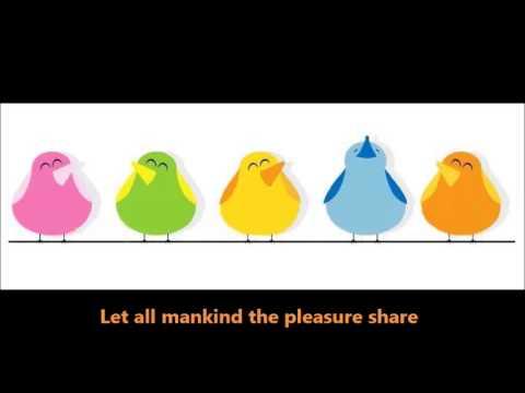 Пёрселл Генри - Let all Mankind the Pleasure share
