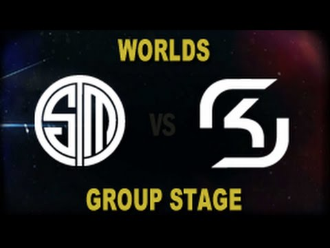 TSM vs SK - 2014 World Championship Groups A and B D1G2