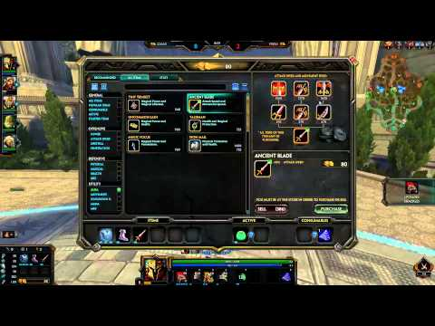 Smite Ares Gameplay: Solo Lane! :D