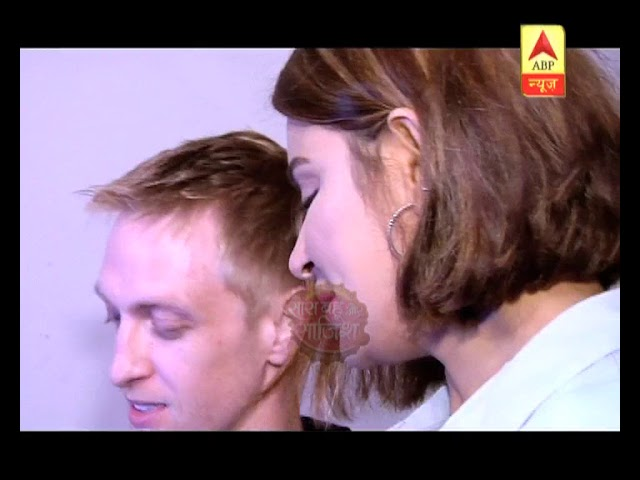 SBS Special: When Aashka Goradia and Brent Goble went on a getaway for fish pedicure