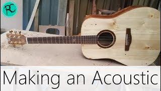 Download Lagu Making an Acoustic Guitar Super Fast Gratis STAFABAND