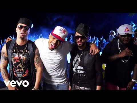 Wisin & Yandel - Algo Me Gusta De Ti Ft. Chris Brown, T-pain video