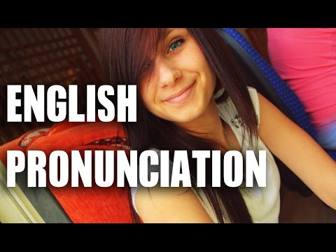 English lesson - Pronunciation 1