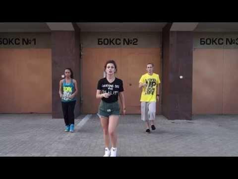 """Учим простые движения флеш моба (dance tutorial) на премьеру """"Шаг вперед -5"""""""