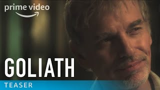 Goliath - Official Teaser | Prime Video