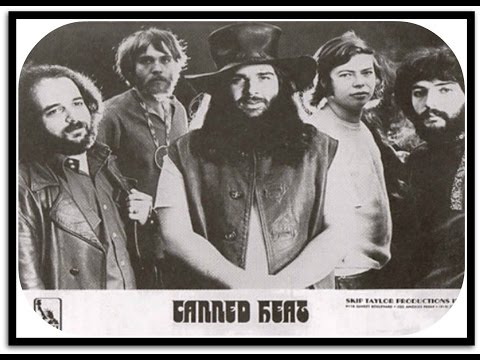 Canned Heat - Going up the Country (with Lyrics)