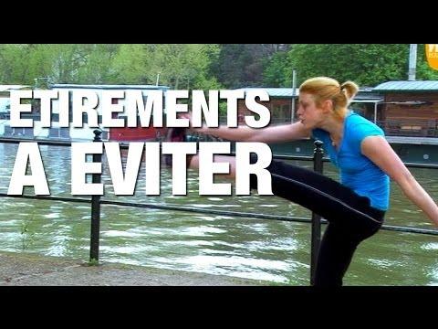 Fitness Master Class - Bien s'étirer après un jogging