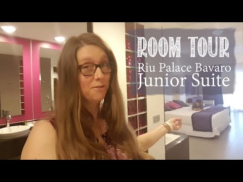 Riu Palace Bavaro Room Tour l Family Travel