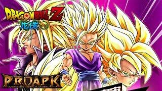 Dragon Ball Z Awakening Android Gameplay (CN)