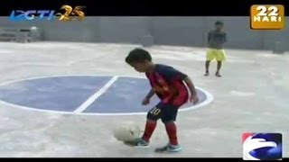 Rayhan Qalbu Messi Asal Poso