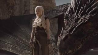 Game Of Thrones 6x09 Daenerys et ses dragons VF