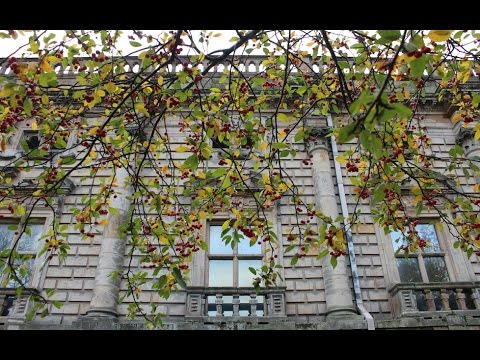 The Maple Leaf Forever at Nottingham Castle