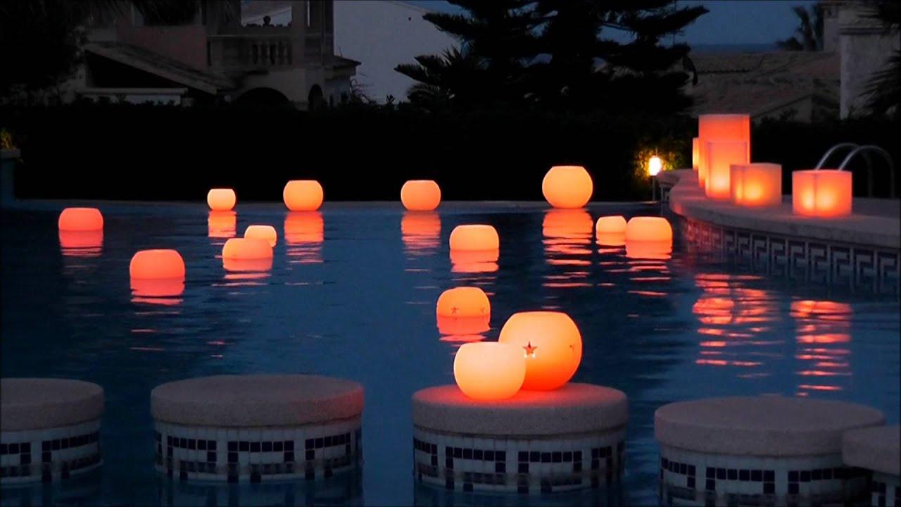 Velas flotantes globo3 youtube - Como hacer velas flotantes ...