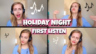 Girls' Generation - Holiday Night (FIRST LISTEN & ALBUM REVIEW)