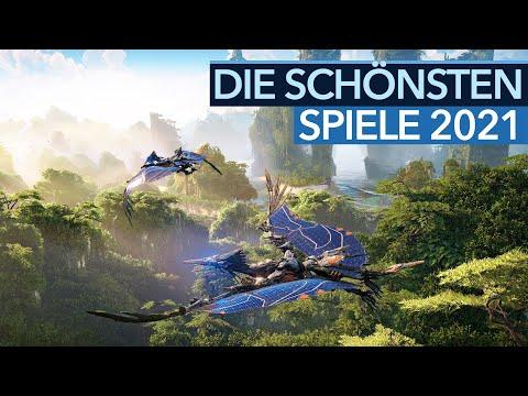 Die schönsten Spiele 2021 - Grafik-Highlights wie Horizon 2, Stalker 2 & Co.