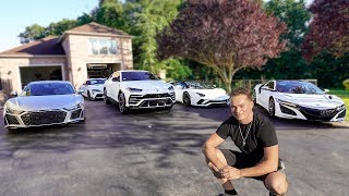 Buying A New Supercar EVERY WEEK!