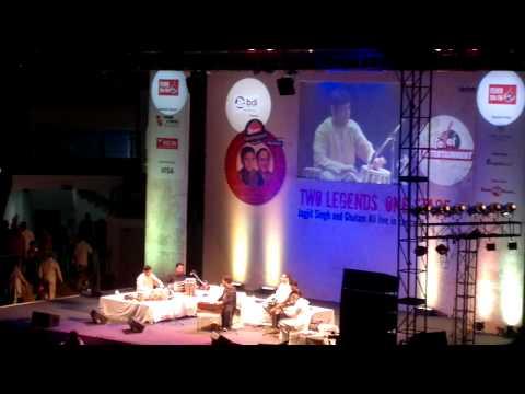 Chitthi Na Koi Sandesh - Jagjit Singh Live in Concert 3rd Sep...