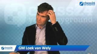 Banter Blitz with GM Loek van Wely