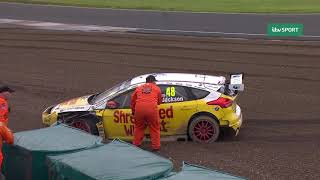 Story of the Day | Croft | BTCC 2019