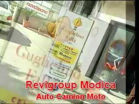 Revisioni Auto Camion Bus Moto Revigroup Modica  Guglielmo Falla