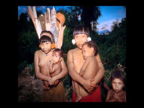 Jocum Salvador  2011.2 - Tribos Indígenas - Colômbia   Brasil