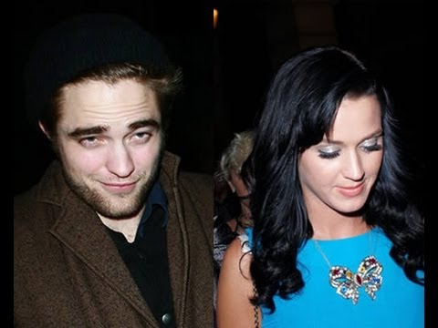 Robert Pattinson Leans On Katy Perry - Kristen Stewart Cheating Scandal