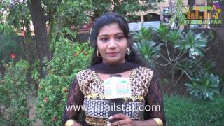 Monisha At I Love You Amma Short Film Screening