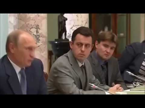 ПРИКОЛ Прямой Эфир у Путина Сломался Интеллект вместе с Наушником в Ухе