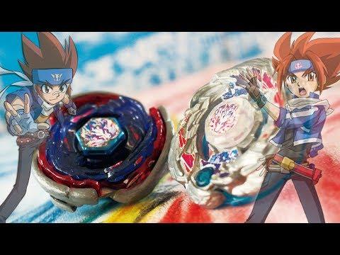 Zero G BeyBattle! Samurai Pegasis W105R2F VS Big Bang Pegasis F:D