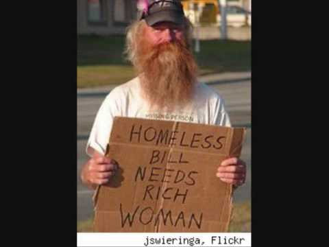 Funny Hobo Signs Video