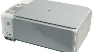 HP C3180 RESET