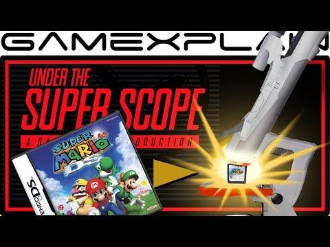 Ruining a Classic: Super Mario 64 DS - Under the Super Scope
